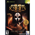 Star Wars: Knights Of The Old Republic II  - XBOX (Used, With Book)
