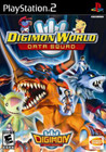 Digimon World Data Squad - PS2 (Used, No Book)