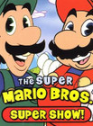 The Super Mario Bros. Super Show! - DVD (Used)