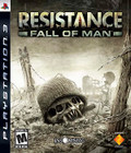 Resistance: Fall of Man - PS3 (Used, With Book)