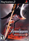 Xtreme Legends Dynasty Warriors 4 - PS2 (Used, With Book)