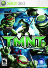 TMNT - XBOX 360 (Used, WIth Book)