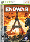Tom Clancy's EndWar - XBOX 360 (Used, With Book)