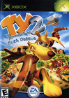 Ty The Tasmanian Tiger 2: Bush Rescue - XBOX (Used, WIth Book)