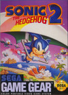 Sonic The Hedgehog 2 - GAME GEAR (Cartridge Only)