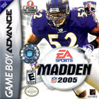Madden NFL 2005 - GBA (Cartridge Only)