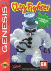ClayFighter - Sega Genesis (With Box and Book)