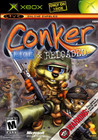 Conker: Live & Reloaded - XBOX (Used, No Book)