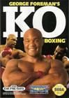 George Foreman's KO Boxing - Sega Genesis (Cartridge Only, Label Wear)