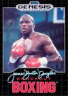 "James ""Buster"" Douglas Knockout Boxing - Sega Genesis (With Box and Book)"
