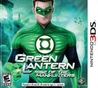 Green Lantern: Rise of the Manhunters - 3DS [Brand New]