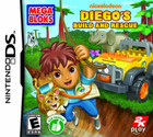 Diego's Mega Bloks Build & Rescue - DS/DSi - New