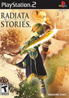 Radiata Stories - PS2 (With Book)