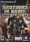 Brother's In Arms: Road To Hill 30 - PS2 (With Book)
