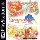 Legend of Mana - PS1 (With Book)
