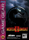 Mortal Kombat II - Game Gear (Cartridge Only)