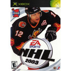 NHL 2003 - XBOX (Disc Only)