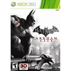 Batman Arkham City - XBOX 360 (Used, With Book)