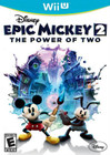 Disney's Epic Mickey 2: The Power of Two - WII U (New)