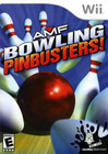 AMF Bowling Pinbusters! - Wii