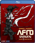 Afro Samurai: Season 1 - Blu Ray (Used)