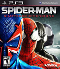 Spider-Man: Shattered Dimensions - PS3 (With Book)
