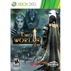 Two Worlds 2 - XBOX 360 (Used, With Book)