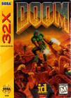 DOOM - Sega Genesis 32X (Cartridge Only)