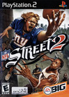 NFL Street 2 - PS2 (Disc Only)
