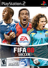 FIFA Soccer 08 - PS2 (Disc Only)