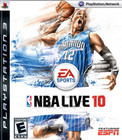NBA Live 10 - PS3 (Disc Only)