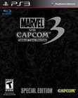 Marvel vs. Capcom 3: Fate of Two Worlds Special Edition - PS3 (With Book)