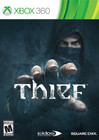 Thief - XBOX 360 (Used, No Book)