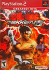 Tekken 5 - PS2 (Disc Only)