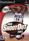 NBA ShootOut 2003 - PS2 (Disc Only)