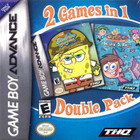 Nickelodeon 2 Games In 1 Double Pack - GBA (Cartridge Only)