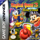 Disney's Magical Quest 3 Starring Mickey and Donald - GBA (Cartridge Only)