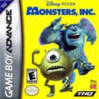 Disney/Pixar Monsters Inc. - GBA (Cartridge Only)