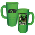 Star Wars Yoda Do or Do Not 22 Oz. Plastic Stein