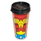 DC Comics Wonder Woman Uniform Travel Mug