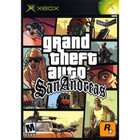 Grand Theft Auto: San Andreas - XBOX (Used)