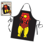 Marvel Iron Man Be the Hero Character Apron