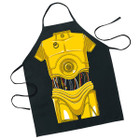 Star Wars C-3PO Character Apron