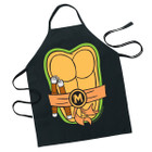 TMNT Michelangelo Be The Character Apron