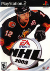NHL 2003 - PS2 (Disc Only)