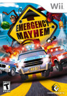 Emergency Mayhem - Wii (Disc Only)