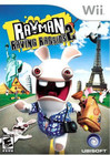 Rayman Raving Rabbids 2 - Wii (Disc Only)