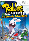 Rabbids Go Home - Wii (Disc Only)