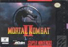 Mortal Kombat II - SNES (Cartridge Only)