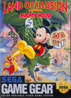 Land Of Illusion Starring Mickey Mouse - Game Gear (Cartridge Only)